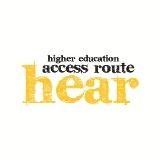HEAR Access to 3rd level education