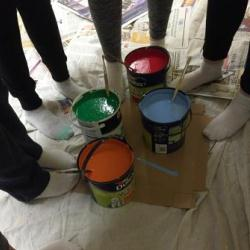 YSI paint project