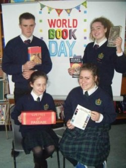 World Book Day group photo